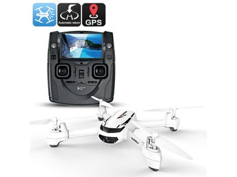 Hubsan X4 H502S RC Drone - 720p Camera, 5.8G Real-Time Transmission, GPS