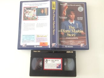 The Diane Martin Story (1989) - Video Trade