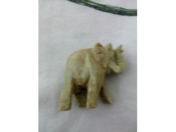 Figurin elefant