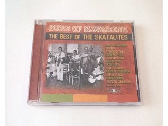 The Skatalites - Guns of Navarone - CD 2003 - Ska Reggae