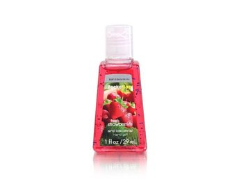 Bath & Body Works: Pocketbac Fresh Strawberries 29ml