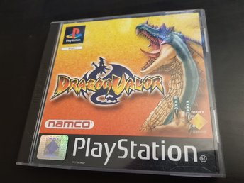 Dragon Valor PS1