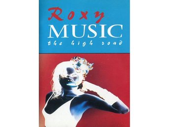 Roxy Music ?–The High Road vhs Bryan Ferry Live in Paris 82