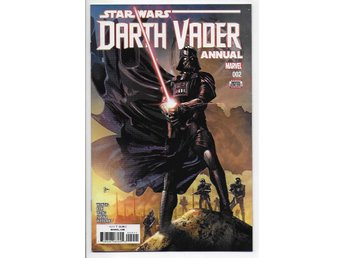 Darth Vader Volume 2 Annual # 2 NM Ny Import
