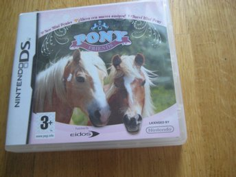 Pony  friends  - nintendo ds