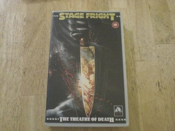 Stagefright [ UK Fetbox ] GRYM SLASHER!