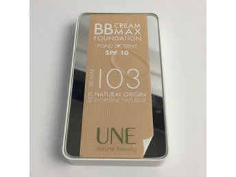 Une, Foundation, BB Cream Max Foundation, Beige