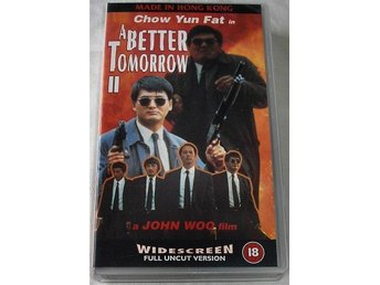 A Better Tomorrow II (Widescreen) (UNCUT VERSION)