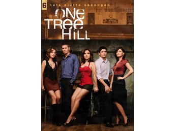 One Tree Hill / Säsong 6 (7 DVD)