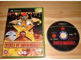 Xbox: State of Emergency