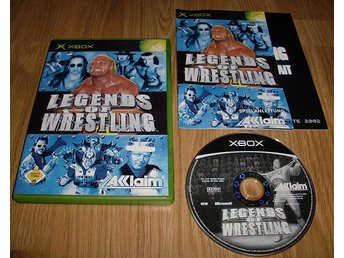 Xbox: Legends of Wrestling ★