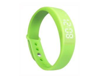 Fitness Armband Grön Pedometer/Step/Distance/Calorie/Sleep Monitor - Hong Kong - Fitness Armband Grön Pedometer/Step/Distance/Calorie/Sleep Monitor - Hong Kong
