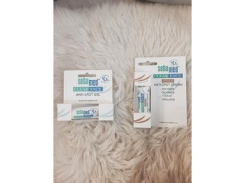 Sebamed Hudvårdskit (Anti Spot Cream Cover & Anti Spot Gel) UTAN PARABEN Nytt!!