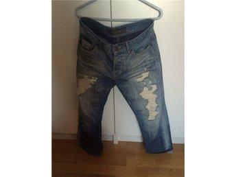 Jeans i storlek 29/30 från New Yorker, Fishbone, lösa jeans - Malmö - Jeans i storlek 29/30 från New Yorker, Fishbone, lösa jeans - Malmö