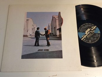PINK FLOYD wish you were here LP -75 HARVEST 1 C 064-96 918