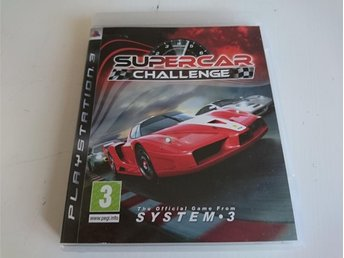 - Supercar Challenge PS3 -