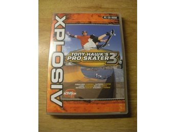 PC-spel: Tony Hawk´s pro skater 3