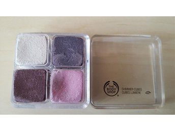 Body shop  Shimmer cubes