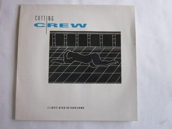 "Cutting Crew ‎– (I Just) Died In Your Arms 12"" Virgin German"