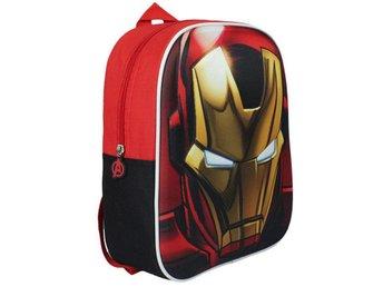 Marvel Avengers Ironman Ryggsäck 3D Motiv 31x25x10cm - Halmstad - Marvel Avengers Ironman Ryggsäck 3D Motiv 31x25x10cm - Halmstad