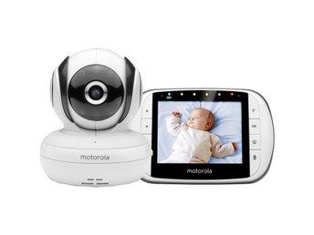 MOTOROLA Babymonitor MBP36S WiFi Connected Video - Höganäs - MOTOROLA Babymonitor MBP36S WiFi Connected Video - Höganäs