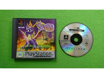 Spyro The Dragon Playstation PSone