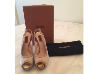 Pumps slingback Missoni 39