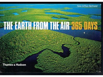 The earth from the air 364 days (På engelska)