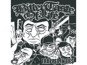 Bitter Taste Of Life -Trapped On Lies 2011 Swedish hardcore