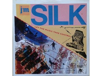 "JM Silk title* Let The Music Take Control* House 12"" UK"