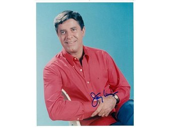 JERRY LEWIS COMEDIAN ACTOR SINGER PRODUCER DIRECTOR HUMANITARIAN AUTOGRAF
