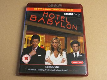 HOTEL BABYLON (3-disc HD DVD)