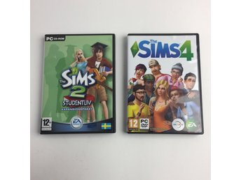 EA Games, PC-spel, The Sims 4 & The Sims 2 (Expansionspaket)