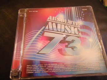 absolute music 73 dcd