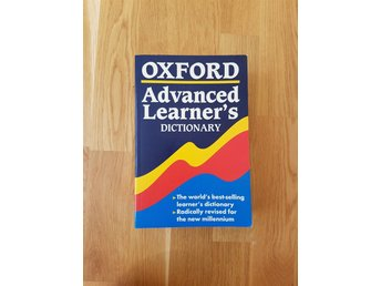 Oxford Advanced Learner's Dictionary (sixth edition 2002)