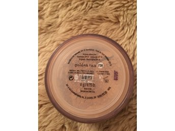 Bare minerals original foundation golden tan w30 spf 15