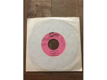 "PORTUGUESE JOE W. THE TENNESSEE ROCKABILLYS RARE 7"" SINGEL : MISS PING PONG + 1"