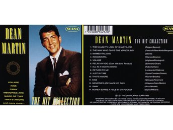 Dean Martin, The hit collection (CD)