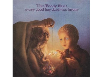 Moody Blues: Every good boy... (2008/Rem) (CD)