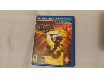Sly Cooper: Thieves in Time - Playstation Vita (PS Vita)