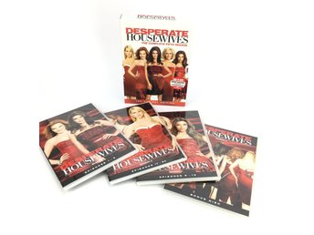 DVD Desperate Housewives säsong 5 The Red Hot Edition