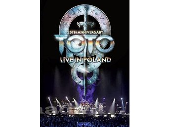 Toto: 35th anniversary tour/Live in Poland 2013 (DVD)