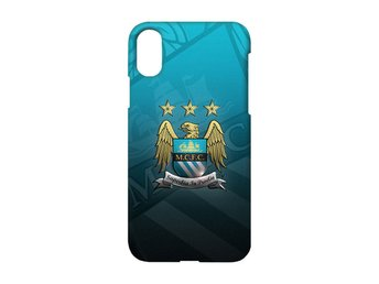 Manchester CIty iPhone XS Max Skal