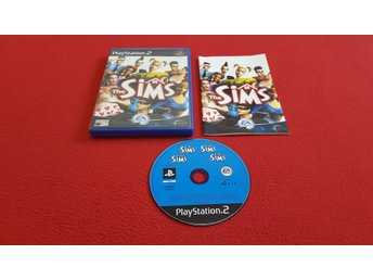THE SIMS till Sony Playstation 2 PS2