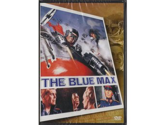 THE BLUE MAX - DVD (INPLASTAD)