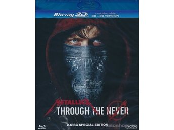 Metallica - Through the never [Blu-ray] (2-disc)