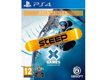 Steep X games / Gold edition (PS4)