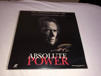Absolute power - AC-3 - Widescreen edition - 2st Laserdisc