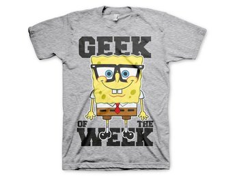 SpongeBob Squarepants - Geek Of The Week T-Shirt STORLEK 2 XL