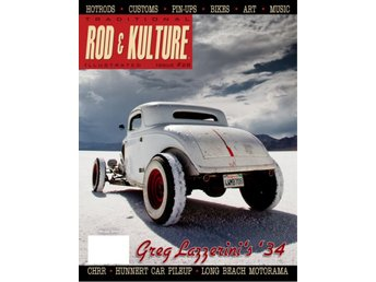 Traditional Rod & Kulture 28